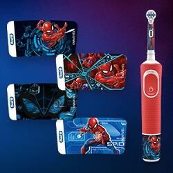 spazzolini elettrici per bambini