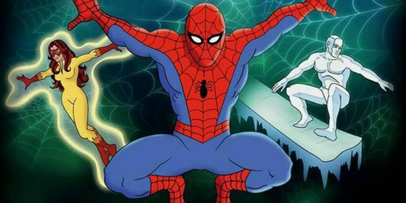 spider-man e i suoi fantastici amici