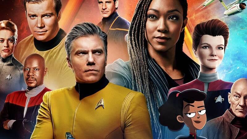 Paramount + presents the Star Trek Day 2021 schedule