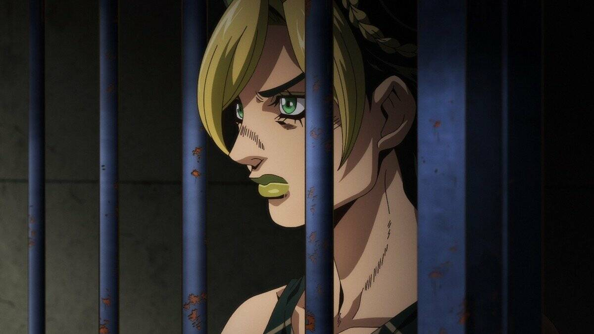 stone ocean stagione 6