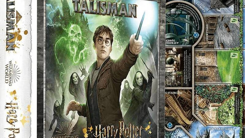 Harry Potter: Talisman: Harry Potter coming soon