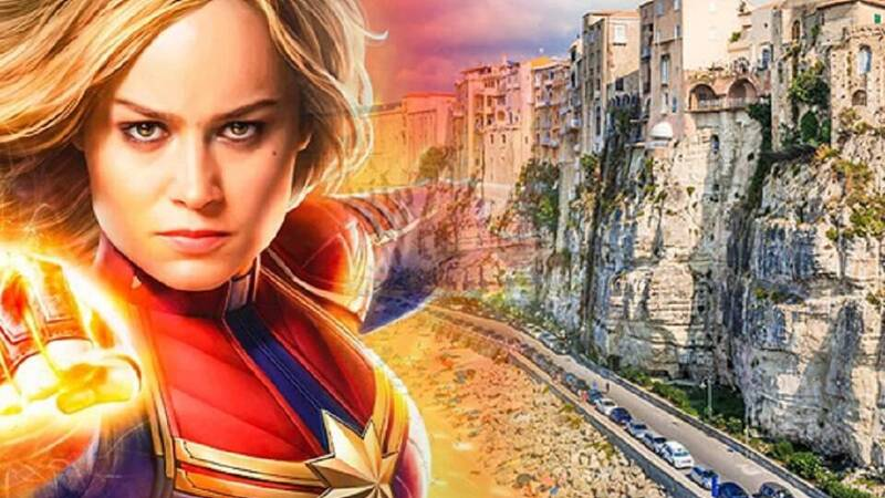 The Marvels: filming will begin in Italy shortly