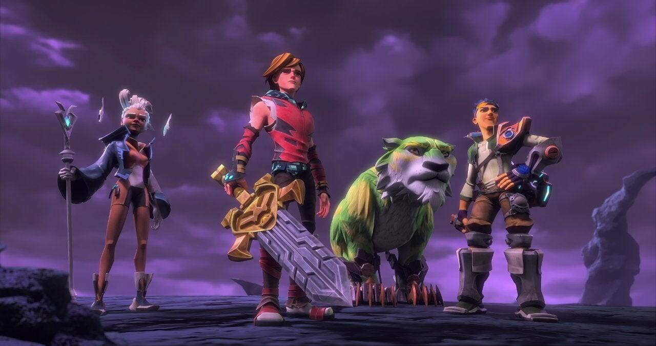 trailer di He-Man and The Masters Of The Universe