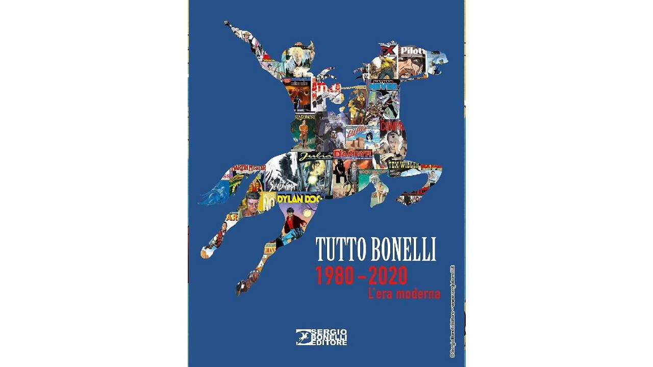 uscite Sergio Bonelli Editore dal 2 all'8 agosto 2021