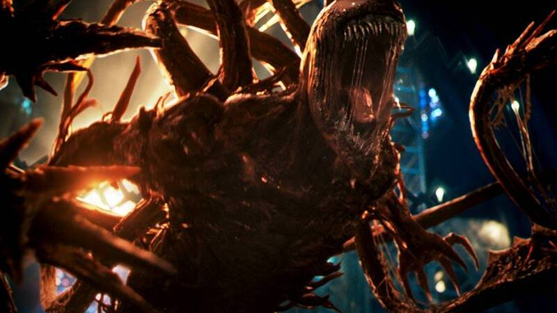 Venom: The Fury of Carnage, the new trailer is carnage