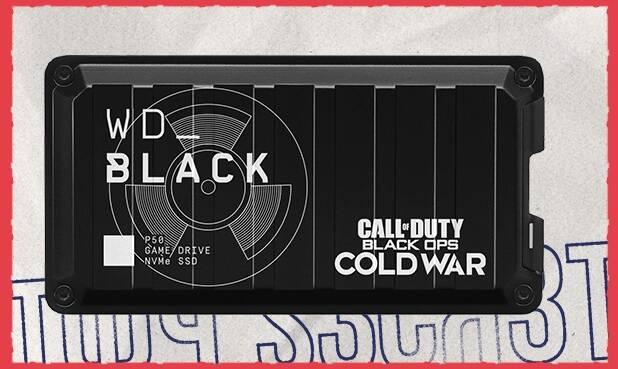 WD BLACK P50 Game Drive
