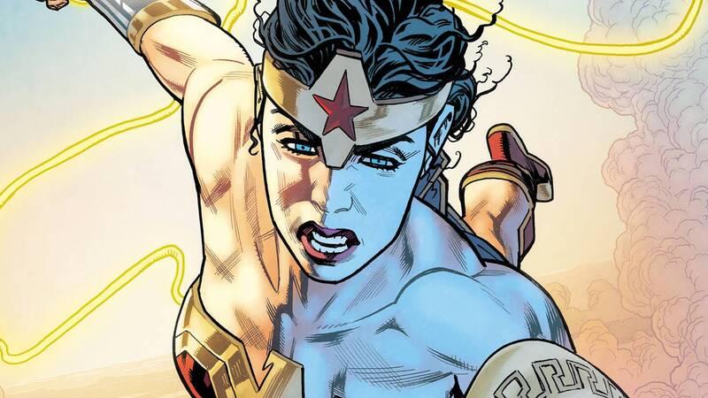 DC announces the new Wonder Woman: Evolution series