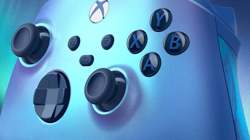 Xbox: announced the new Aqua Shift controller, the perfect summer design