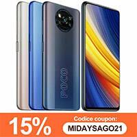 Xiaomi POCO X3 Pro mi days