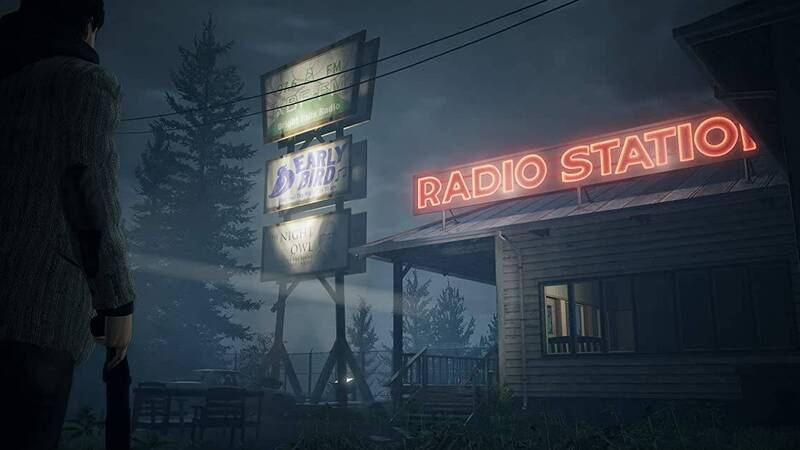 Alan Wake Remastered, PS5 and Xbox Series X edition available on Amazon!