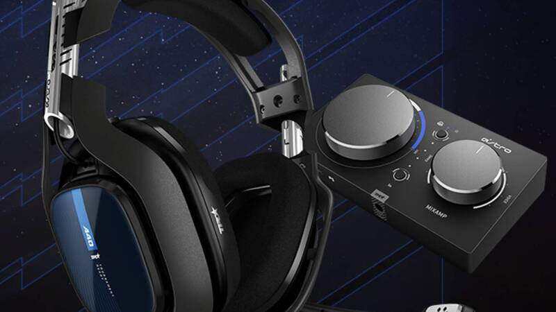 Astro Gaming A40 TR gaming headset at the lowest price ever!