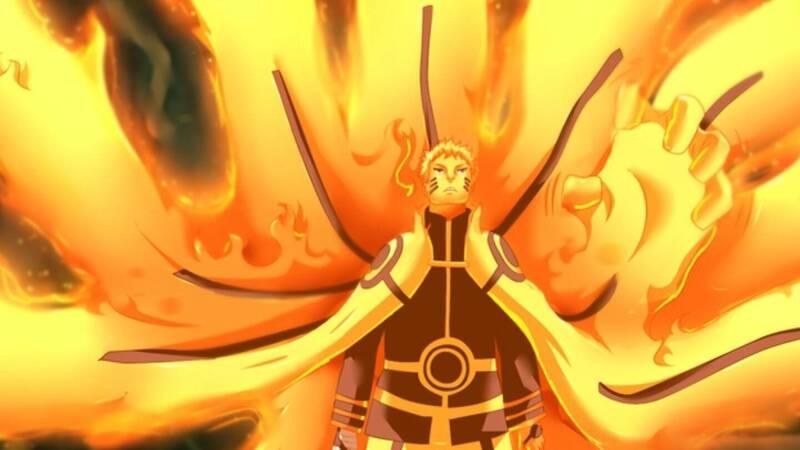 Boruto 216: the new deadly mode of Naruto