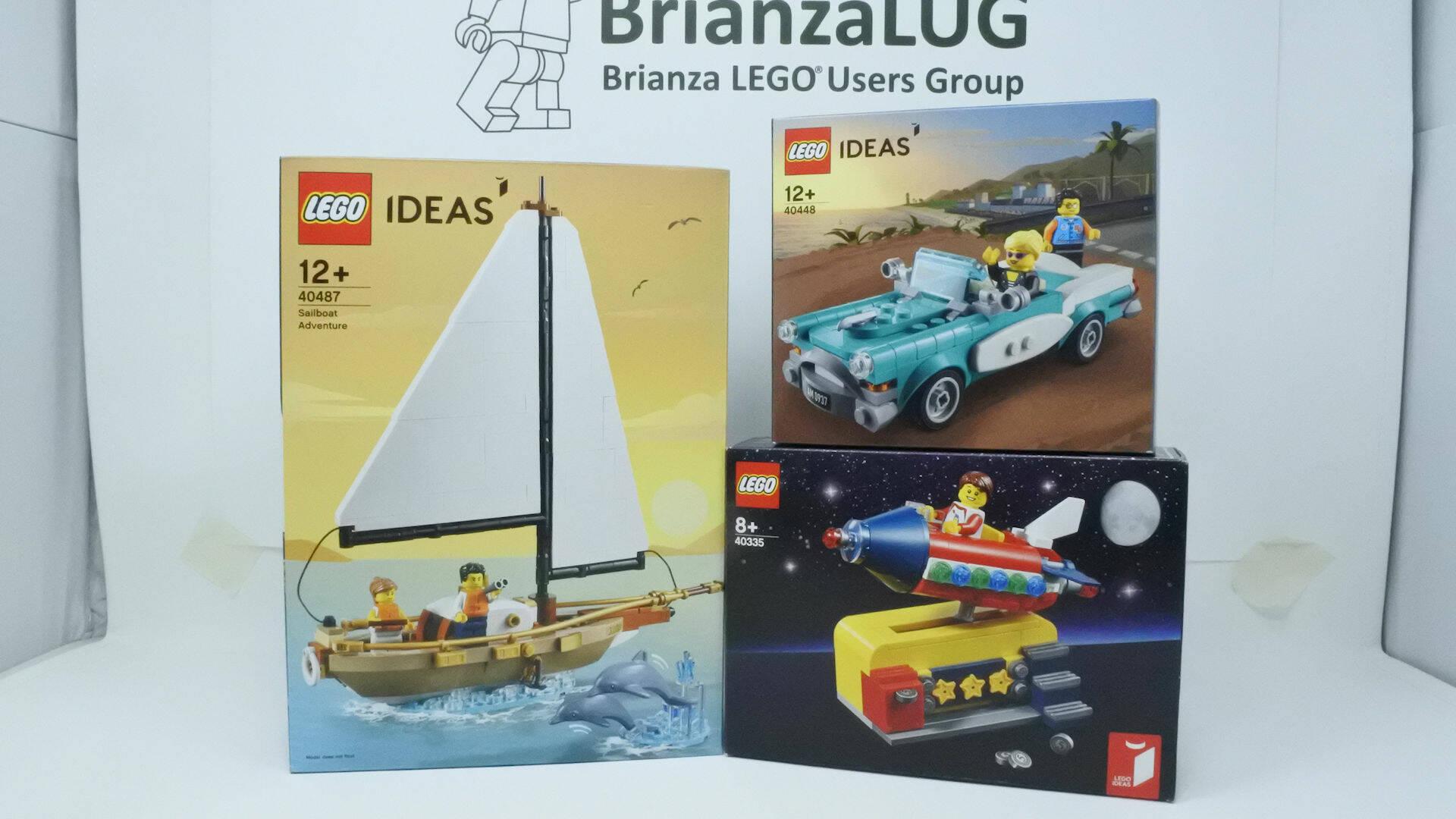 BRICK MANIA LEGO IDEAS