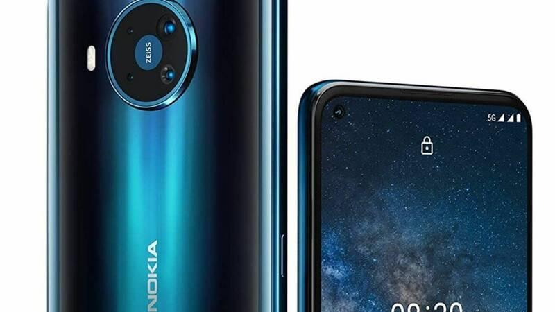 Nokia 8.3 5G discounted by almost 300 euros on Amazon!