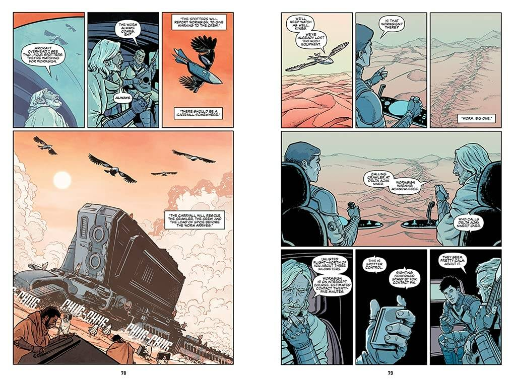 Dune il graphic novel vol 1