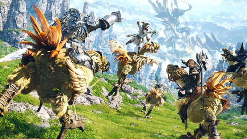 Final Fantasy 14 has become one of the most profitable titles in the saga