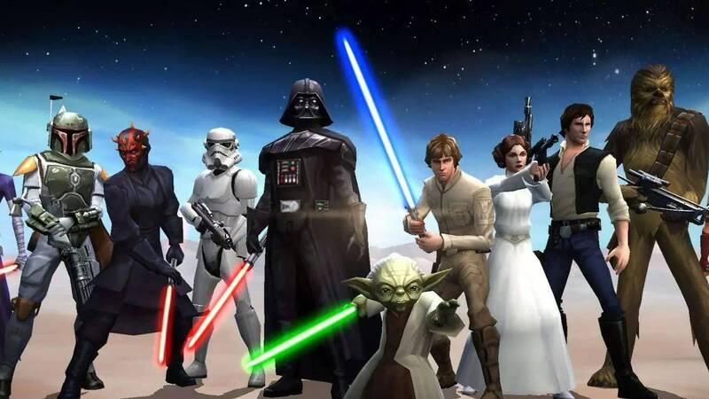 Star Wars Heroes of the Galaxy | Better Characters and Tier List Teams