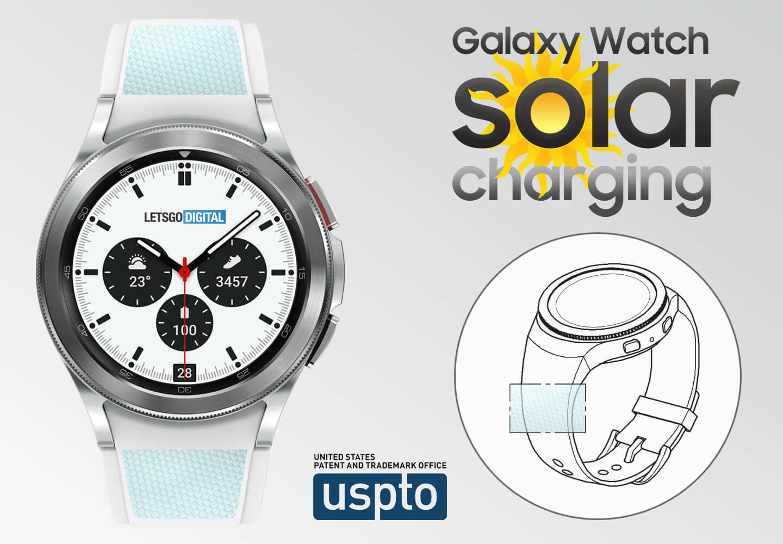 Galaxy Watch Solar