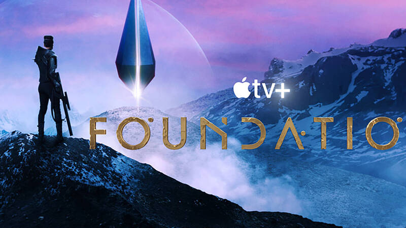 Foundation: the future of humanity on AppleTV +