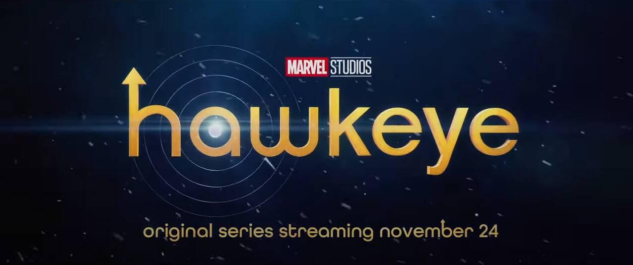 fumetti di Hawkeye - Serie tv