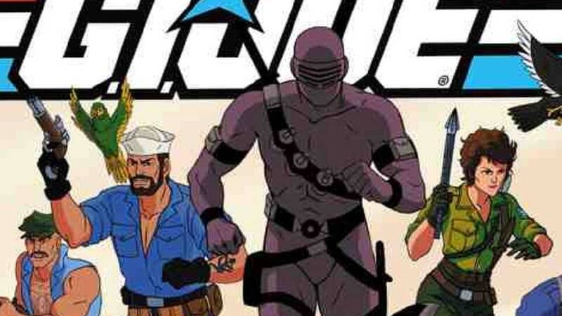 G.I. Joe: the story of the famous animated series