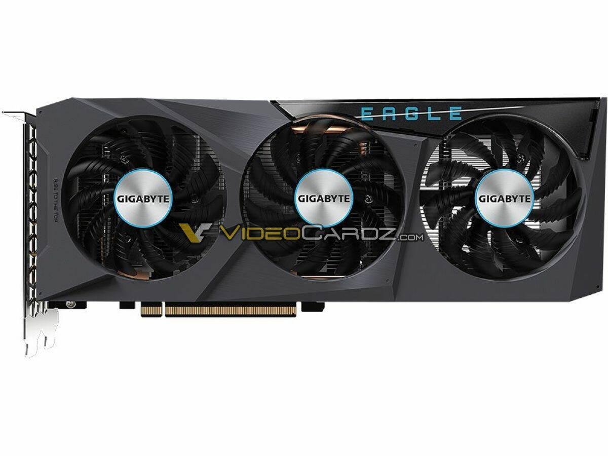 Gigabyte Radeon RX 6600 Eagle