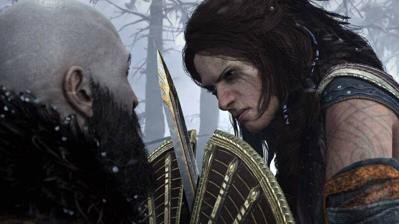 God of War Ragnarok, the new director talks about some changes