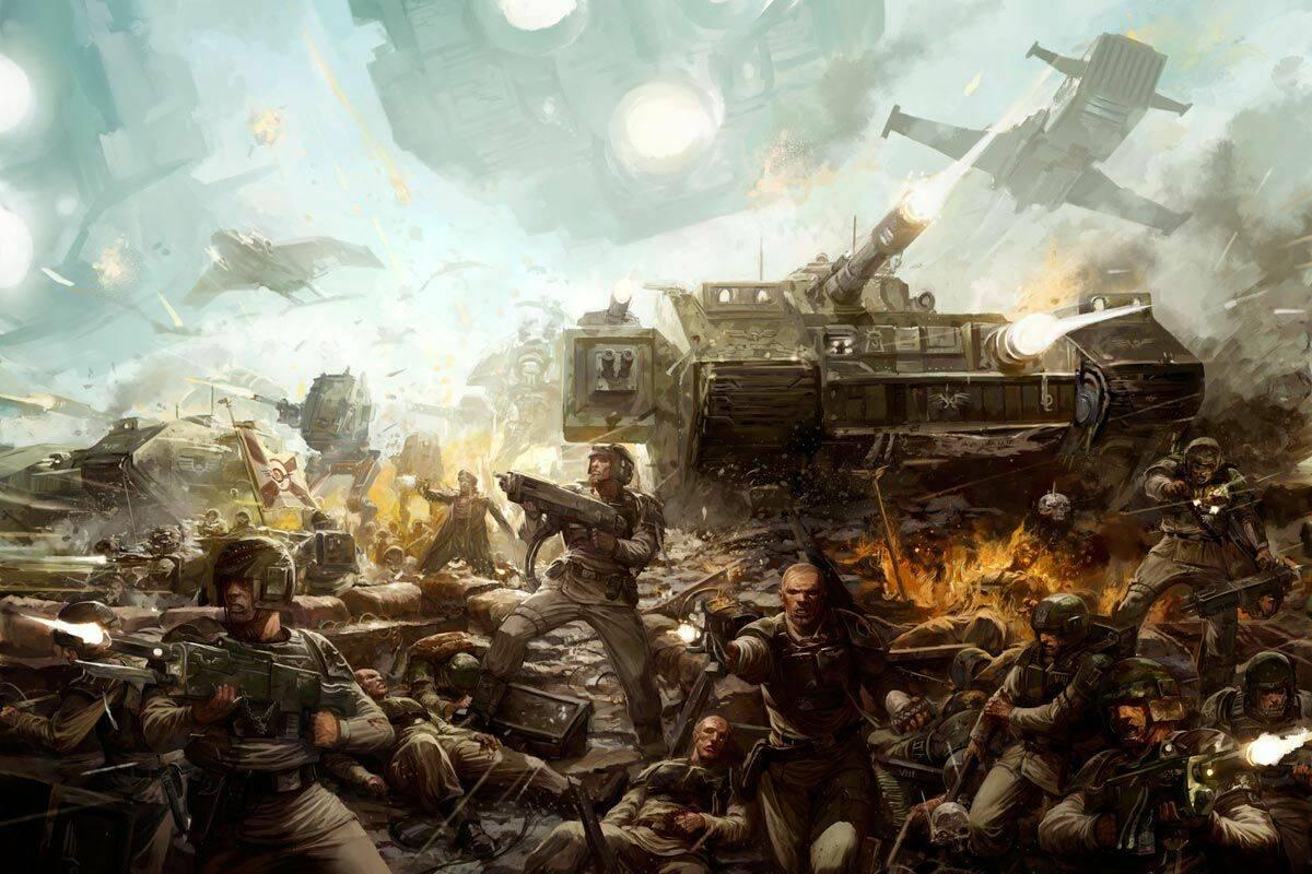 Guardia Imperiale / Astra Militarum