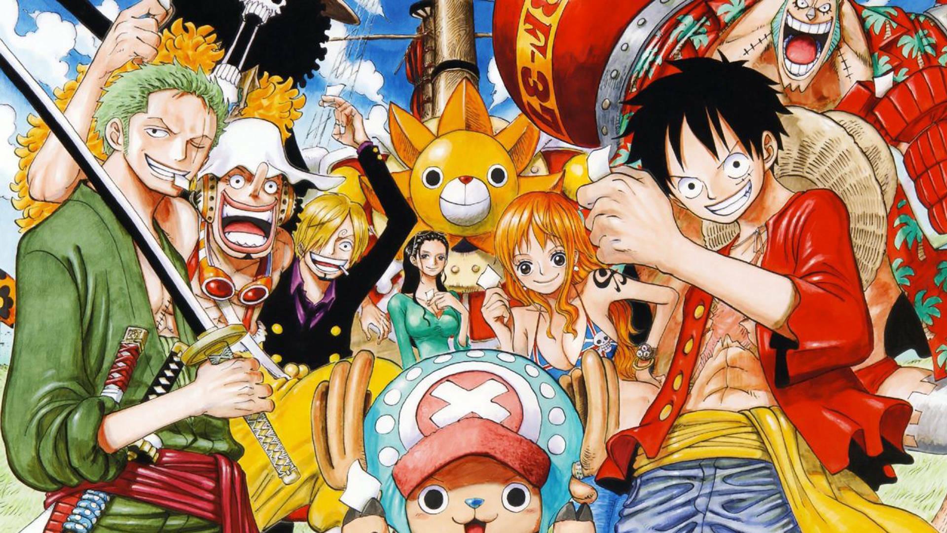 Il boom dei manga in Italia - cover One Piece