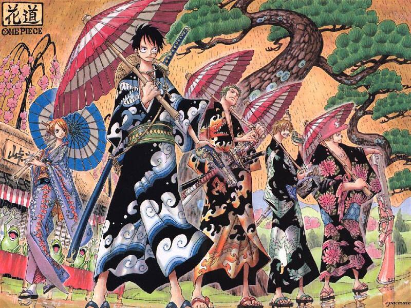 Il boom dei manga in Italia - One Piece Wano