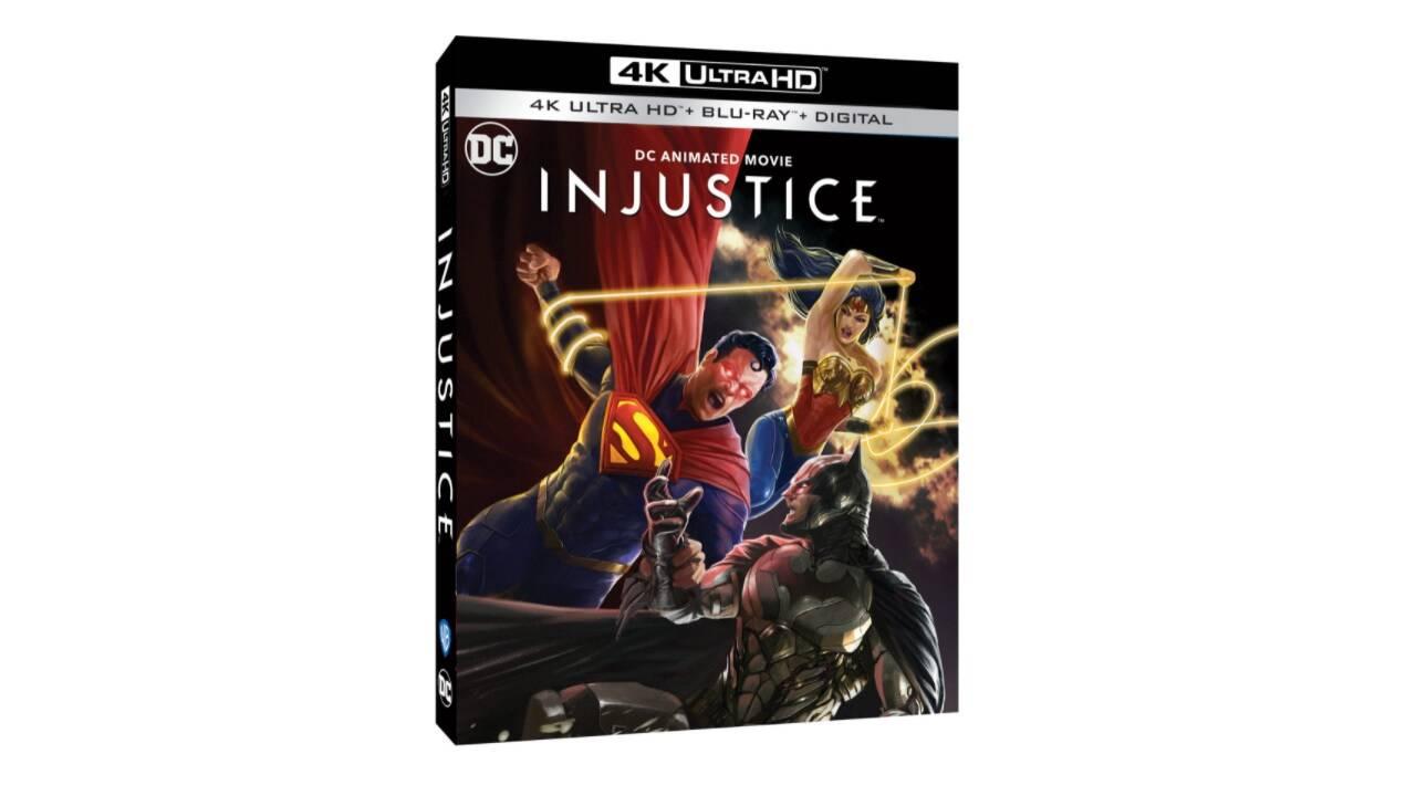 Il trailer di Injustice