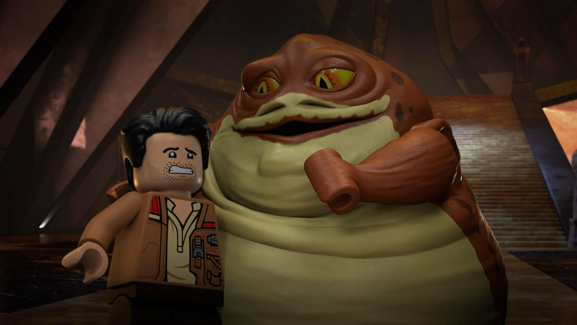 Il trailer italiano di LEGO Star Wars: Racconti Spaventosi