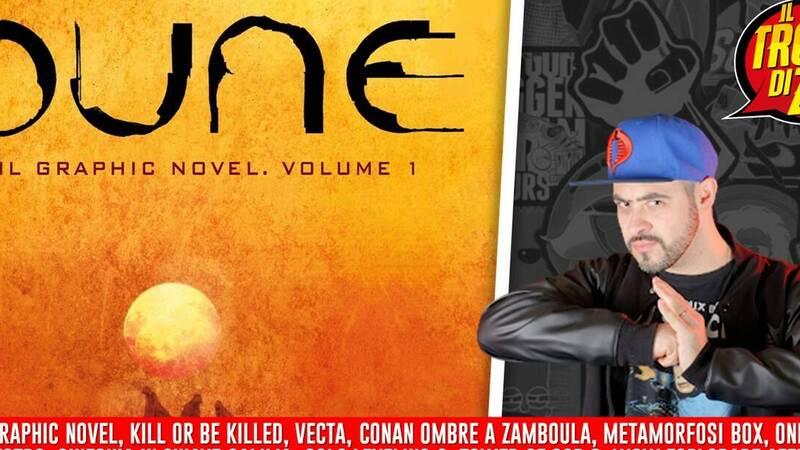 The Throne of Zeth - Ep. 01: Hawkeye, Dune, Kill or Be Killed