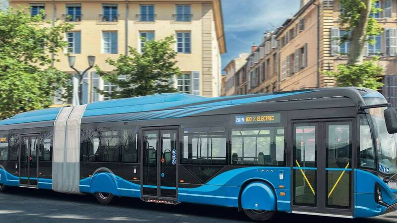 Iveco E-Way, 543 km of autonomy with one recharge