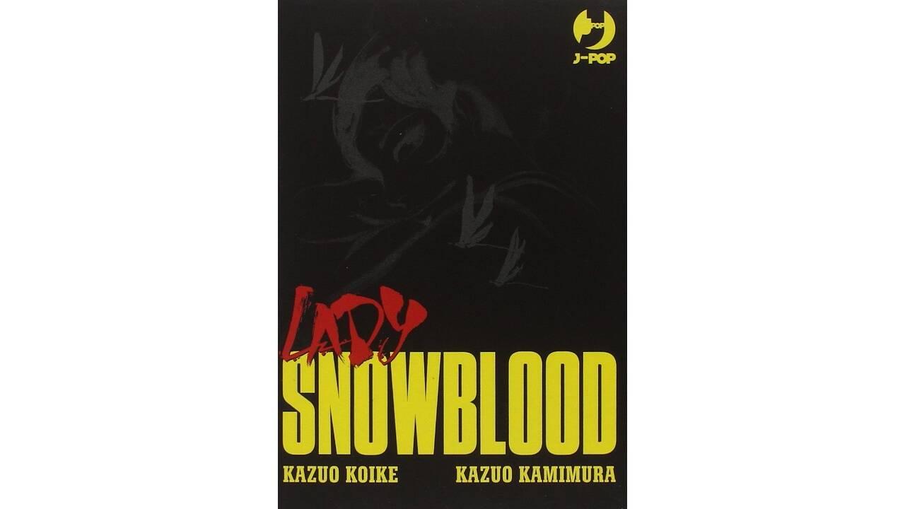 J-Pop Manga annuncia il ritorno di Lady SnowBlood
