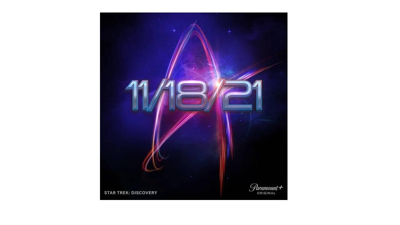 la data di uscita di Star Trek: Discovery Stagione 4