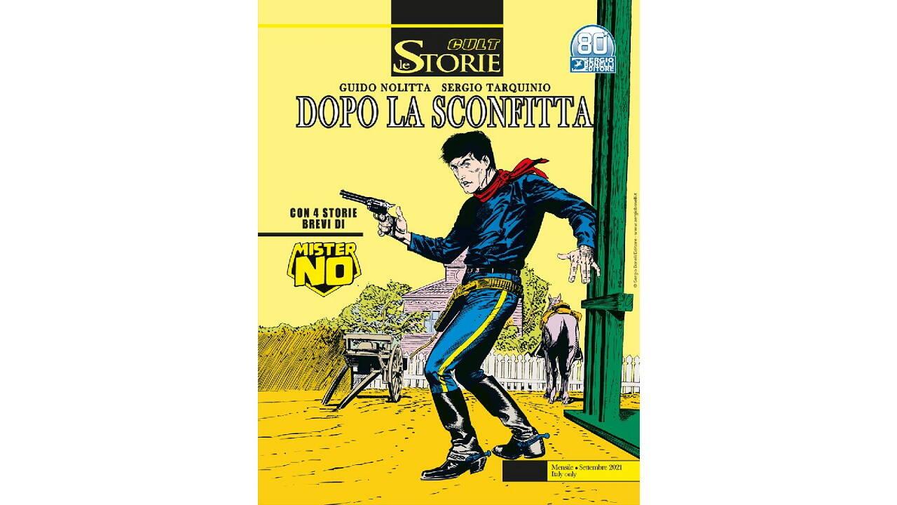 Le uscite Sergio Bonelli Editore dal 6 al 12 settembre