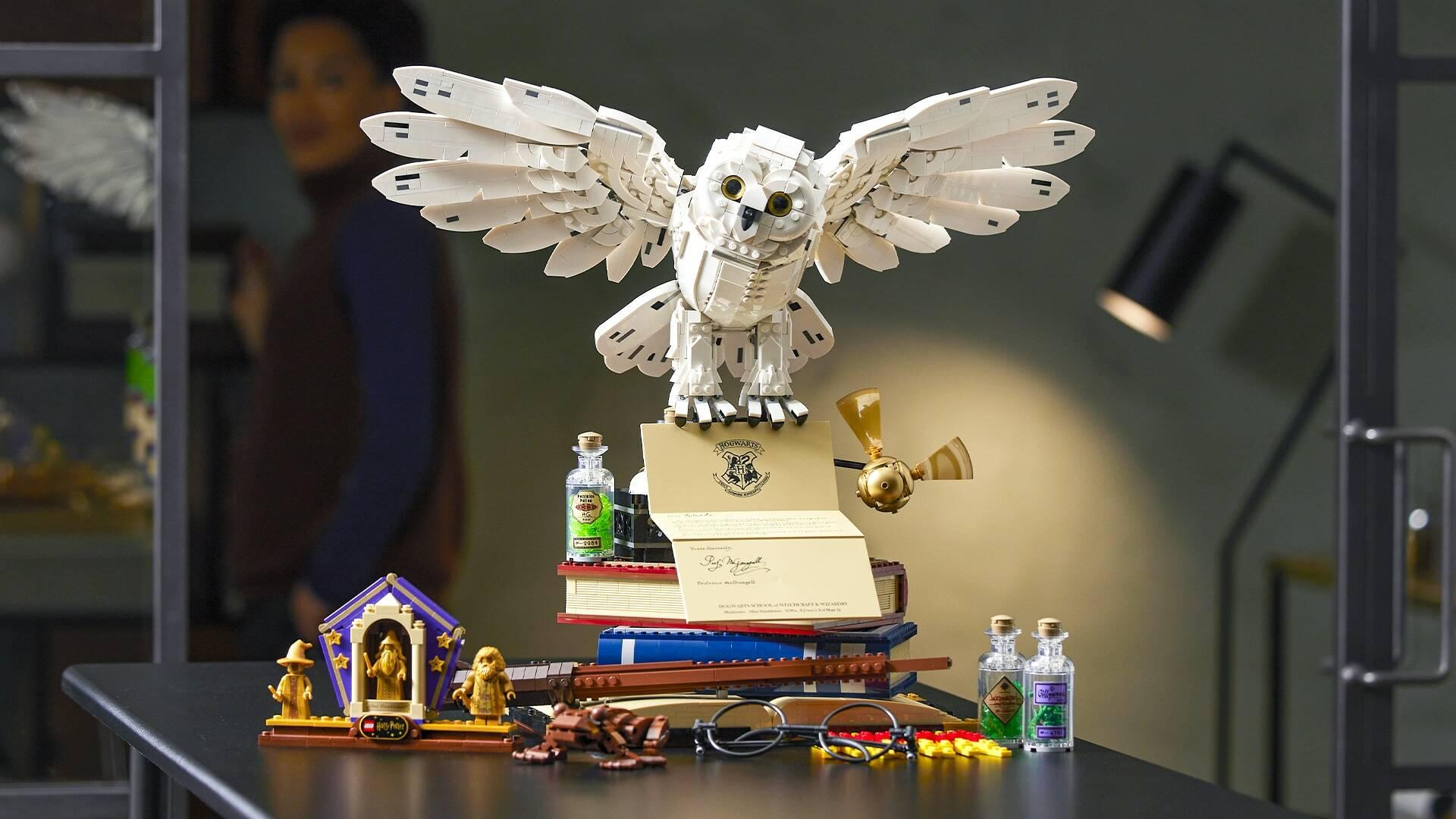 Lego - Icone di Hogwarts