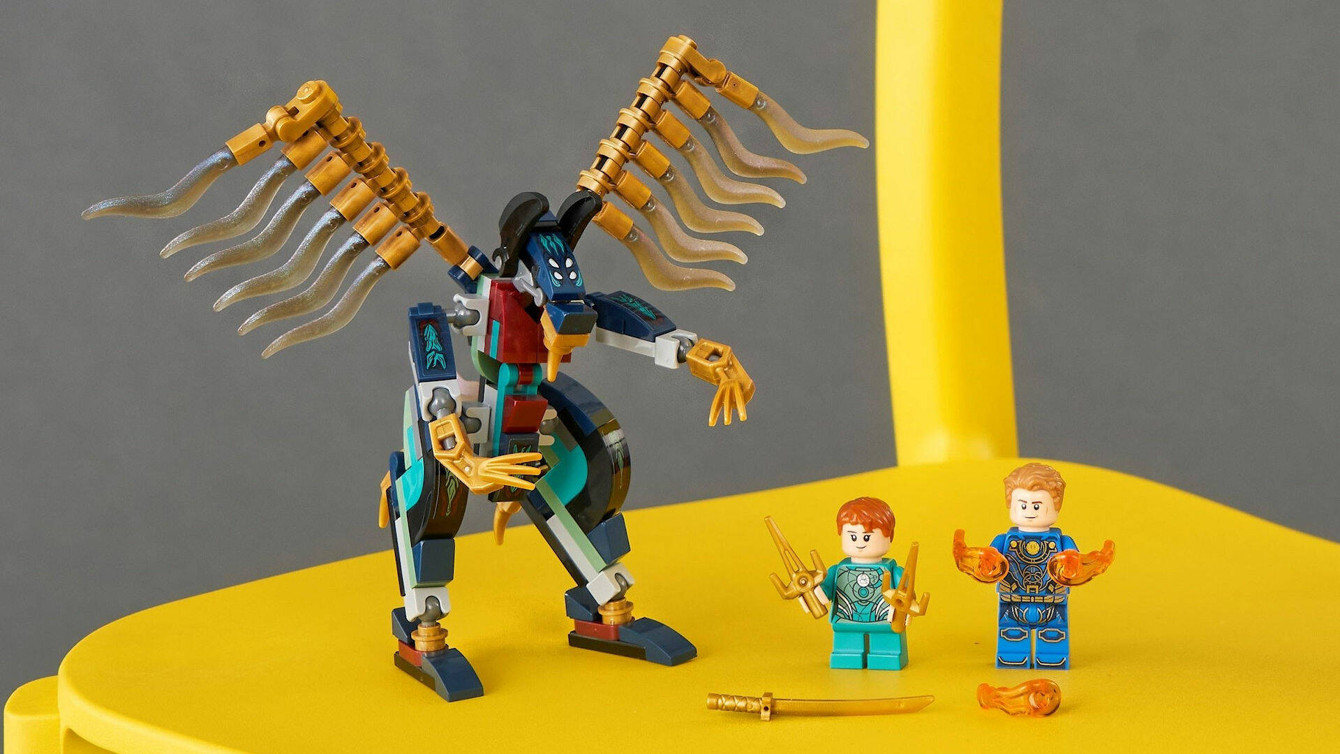 LEGO MARVEL ETERNALS