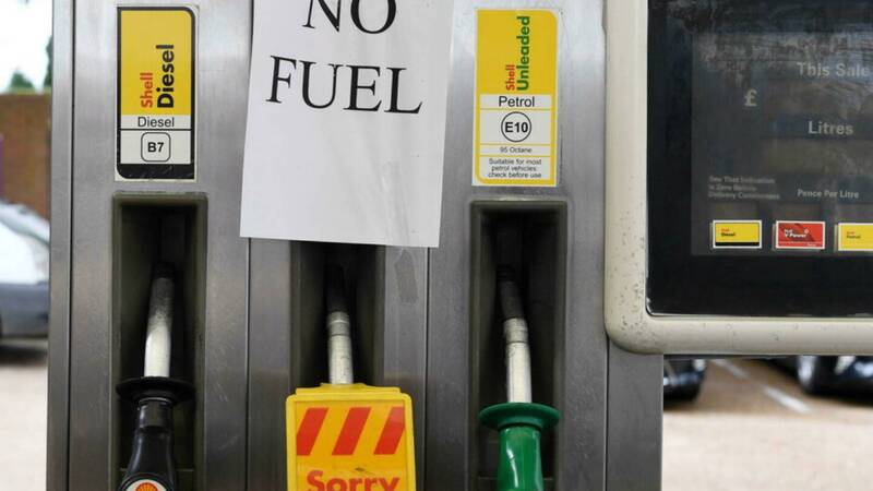 Lack of fuels in the UK: first distributors closed
