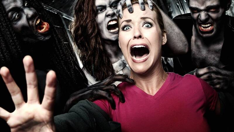 Caneworld Movieland - The Hollywood Park: Halloween Special