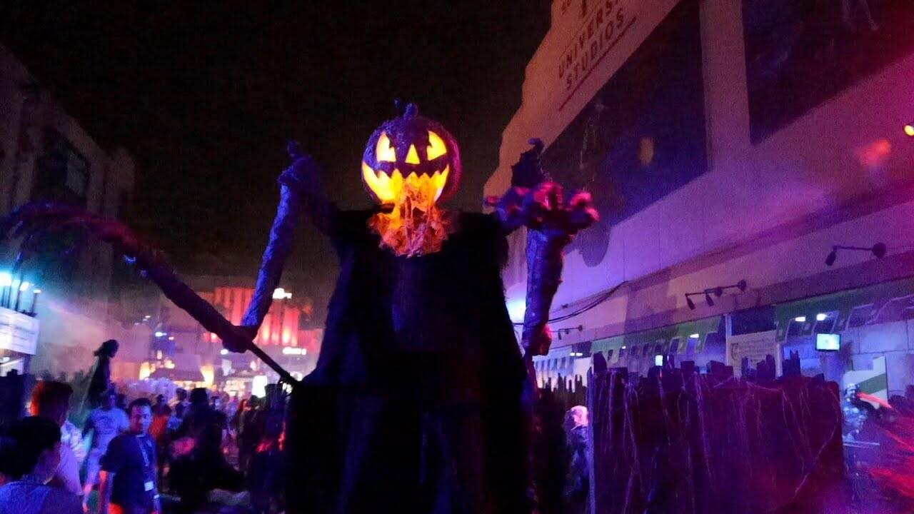 Movieland Halloween