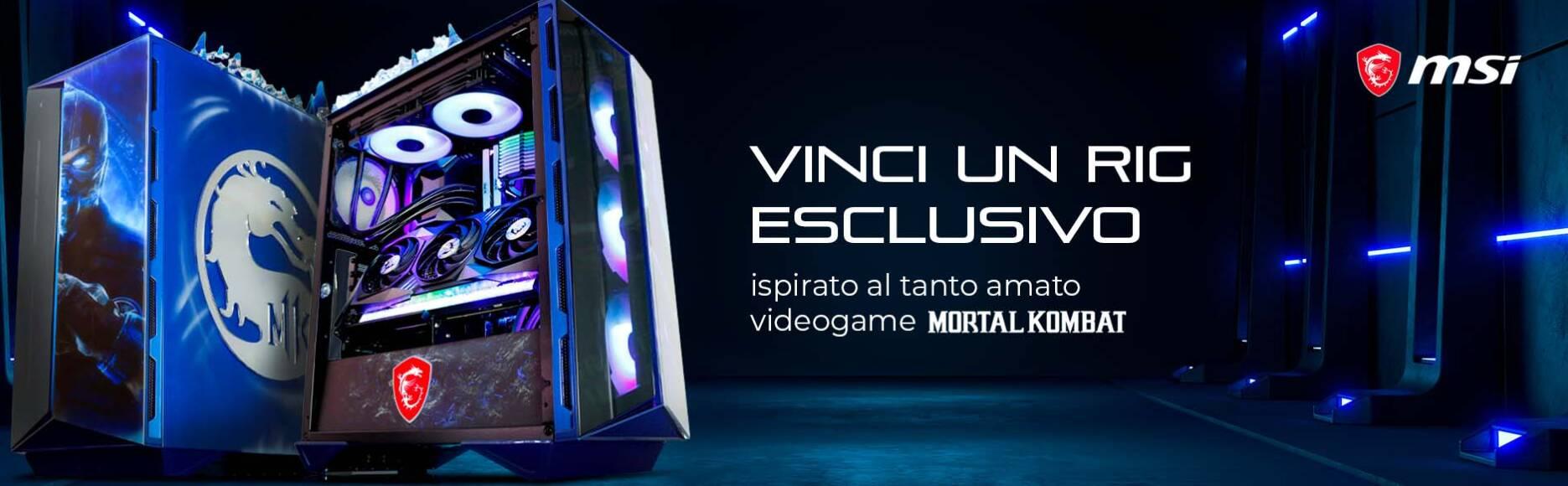 MSI Reboot 2021 Mortal Kombat
