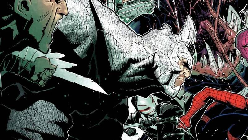 Marvel closes Non-Stop Spider-Man, Savage Spider-Man arrives