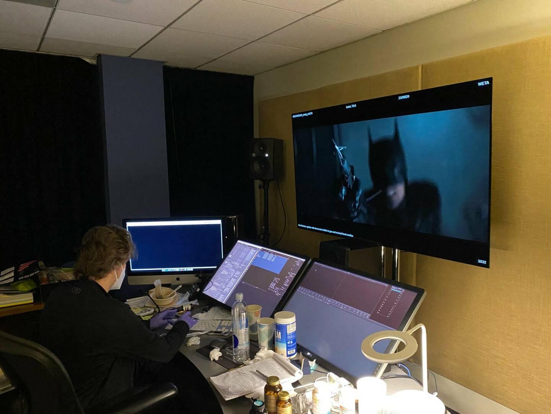 nuovo tema musicale di The Batman