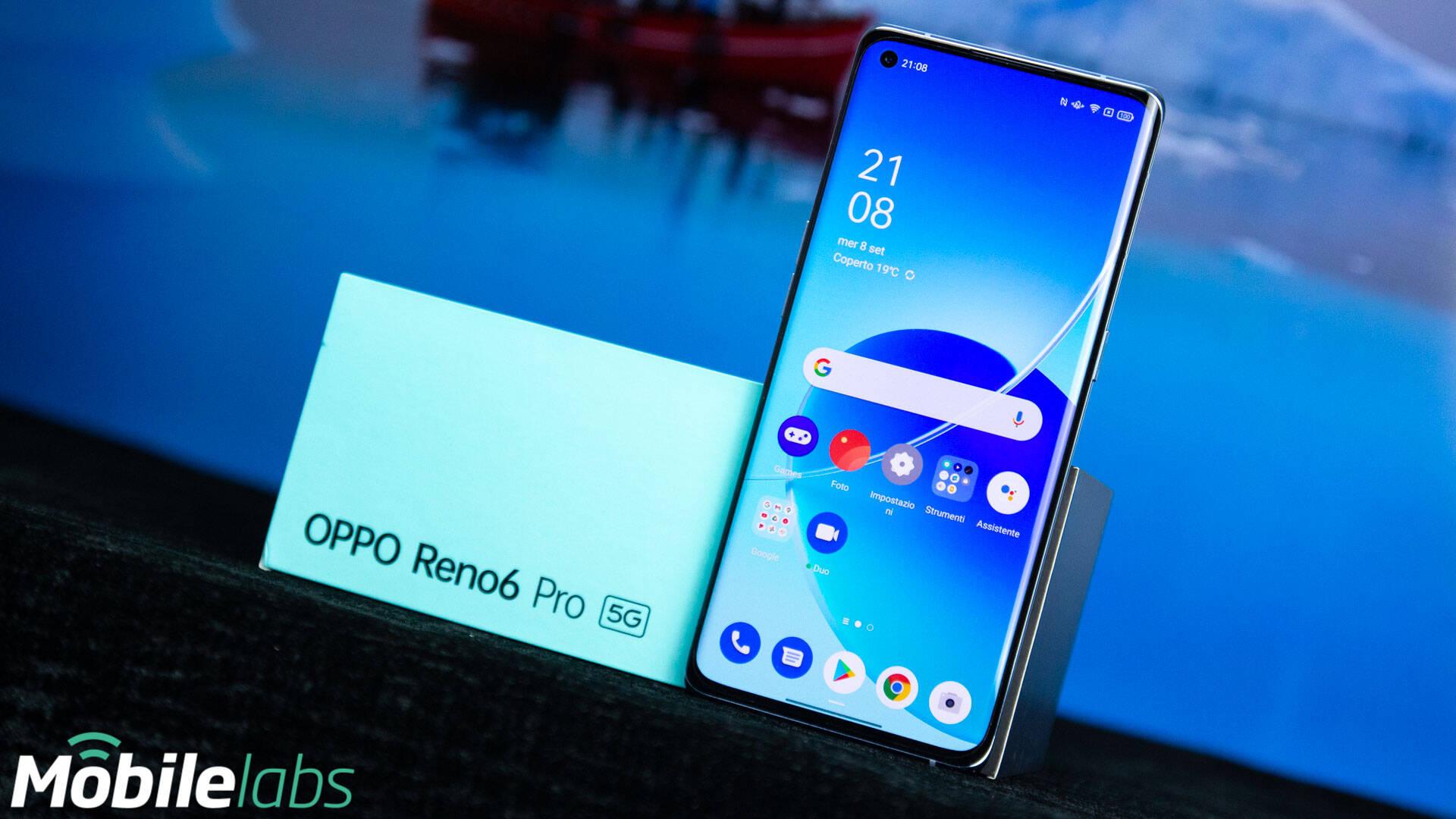 Oppo - Reno6 Pro