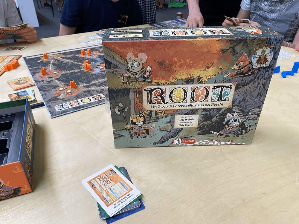 Play 2021 intervista Root