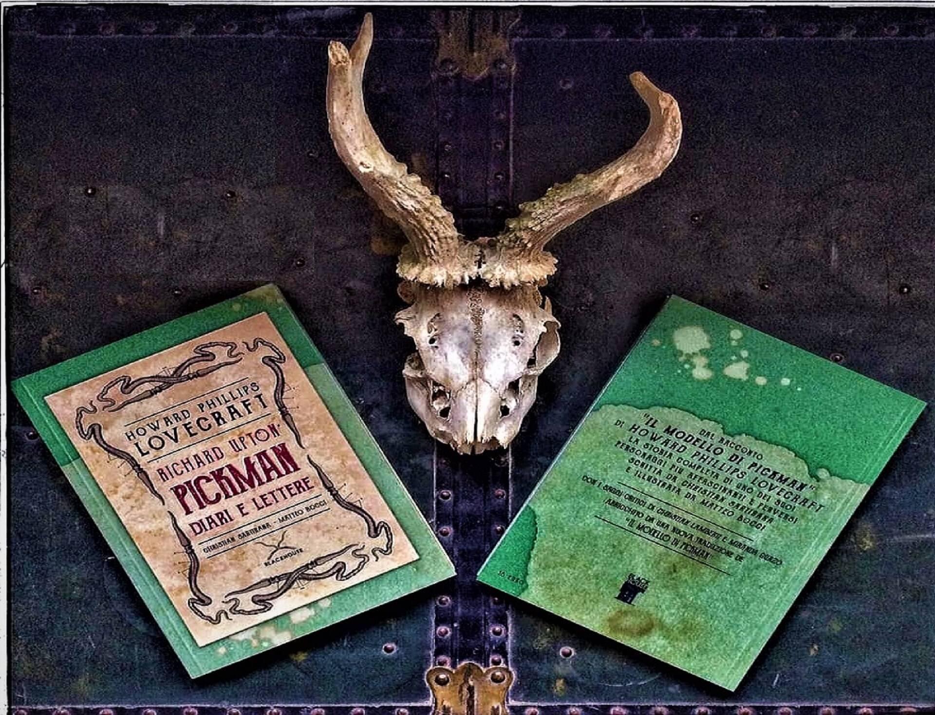 Richard Upton Pickman – Diari e Lettere