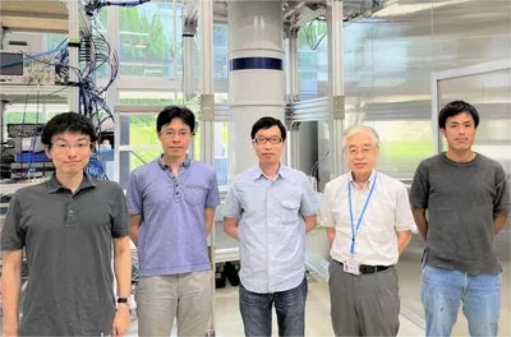Riken Center for Emergent Matter Science