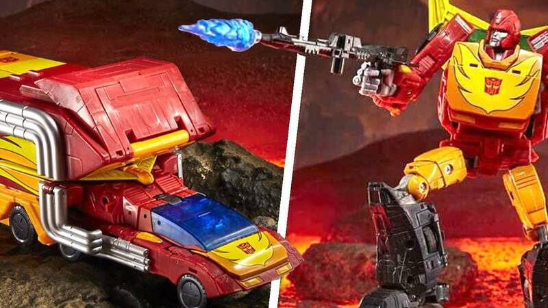 Transformers: Rodimus Prime from Hasbro - the review